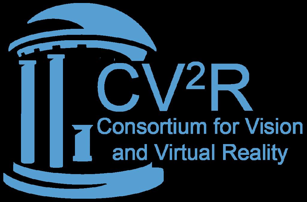 CV2R logo blue